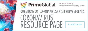 coronavirus resource page primeglobal