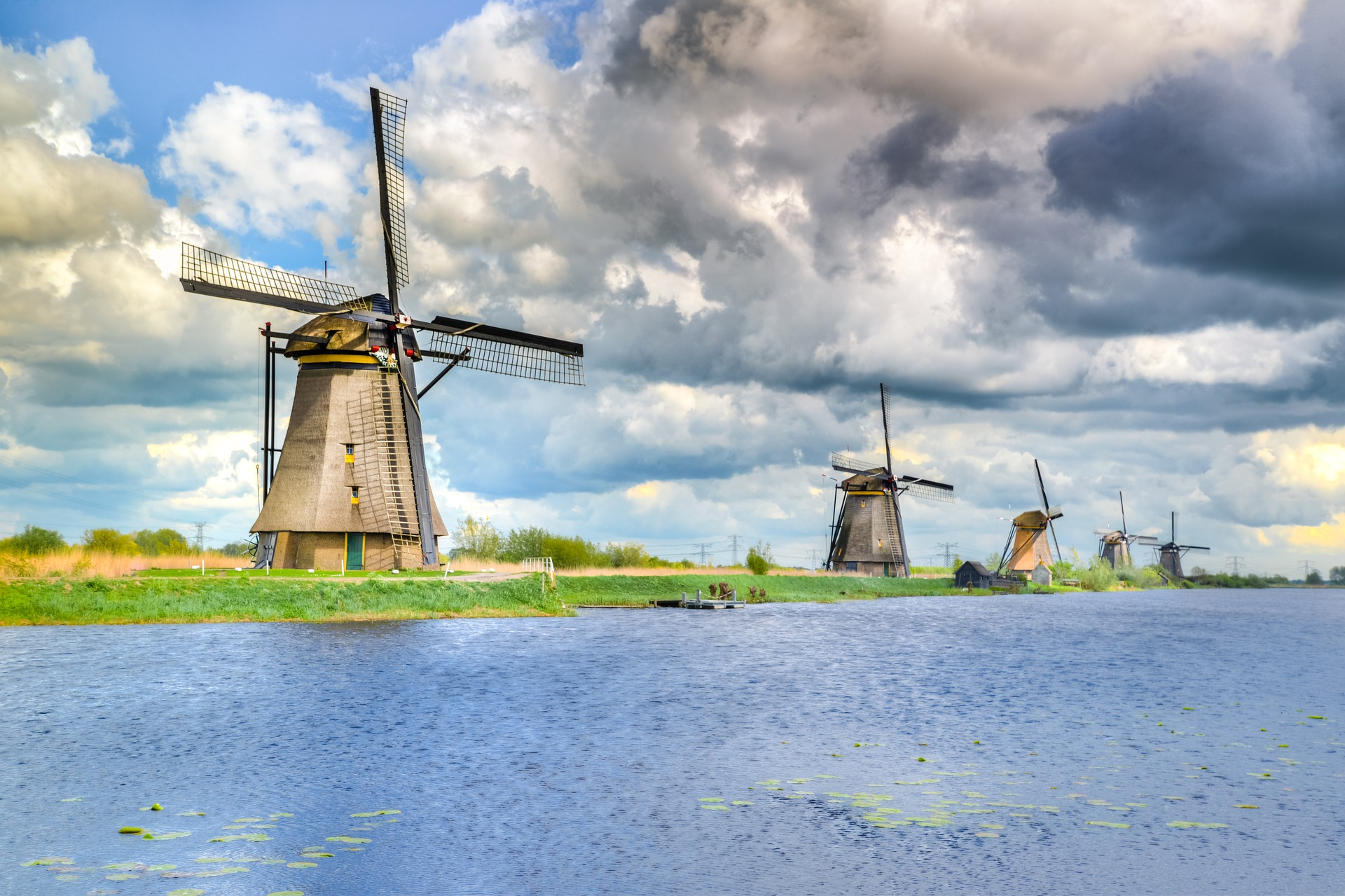 netherlands ideal location expansion in europe