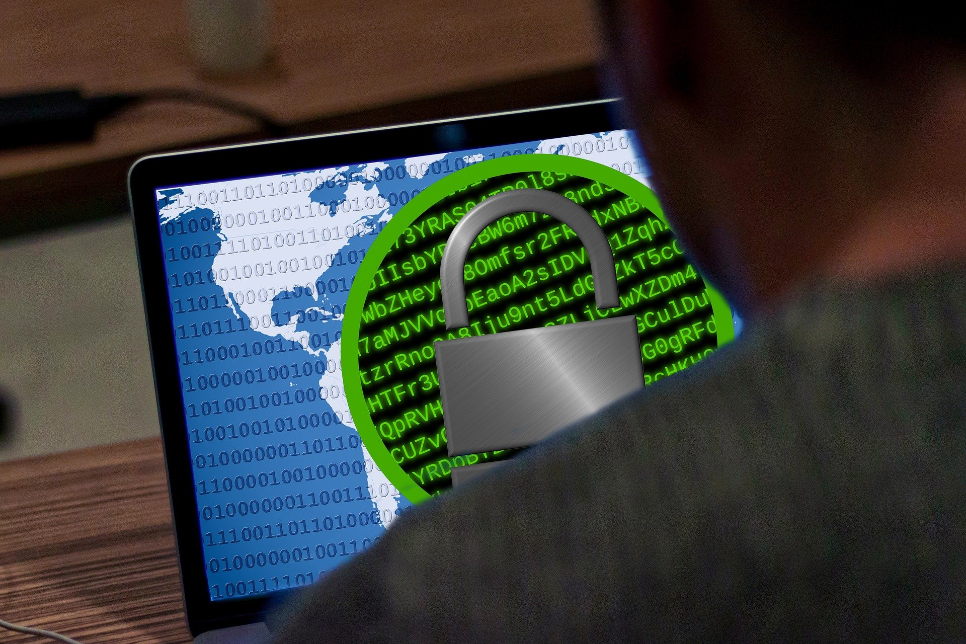 ransomware IT security